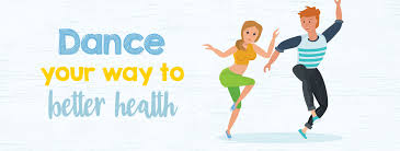 Benefits of Dancing and it is great for your body and mental health…