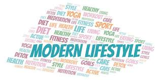 Modern Day Lifestyle, how it affects your health